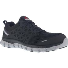 Reebok Sublite Cushion Work Men's Alloy Toe Electrical Hazard Work Athletic Shoe