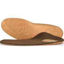 Aetrex Women's Compete Flat/Low Arch Orthotic for Athletic Shoes