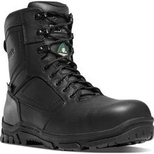 Danner Lookout EMS Unisex 8 inch Composite Toe Electrical Hazard Puncture-Resistant Waterproof Zipper Work Boot