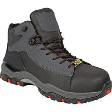 HOSS Chaser SD Men's Composite Toe Static Dissipative Non-metallic Work Hiker