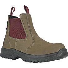 Moxie Trades Angelina Women's CSA Composite Toe Puncture-Resisting Pull-On Work Boot
