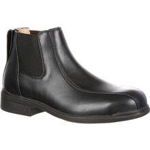 Calzado de trabajo Oxford de vestir de ejecutivo Blundstone con punta de acero