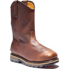 Timberland PRO True Grit Men's Internal Metatarsal Composite Toe Waterproof Pull-On Boot