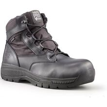 Timberland PRO Valor Unisex Composite Toe Waterproof Side-Zip Duty Boot