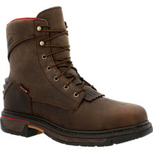Rocky Iron Skull Composite Waterproof Lacer Western Boot