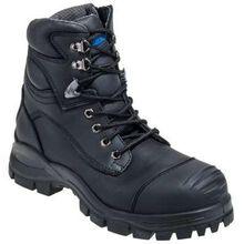 Blundstone Xfoot con punta de acero con cierre lateral de hiking