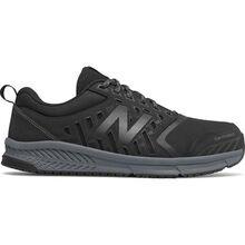 New Balance 412v1 Men's Alloy Toe Black Athletic Work Shoes