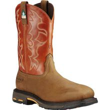 Ariat Workhog Composite Toe CSA-Approved Puncture-Resistant Western Work Boot