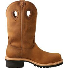 Twisted X Men's Composite Toe Electrical Hazard Pull-on Logger Boot