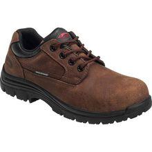 Avenger Men's Composite Toe Electrical Hazard Waterproof Non-Metallic Work Oxford