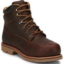 Chippewa Serious+ Men's Internal Met Carbon Nano Toe Puncture-Resisting Waterproof Work Boot