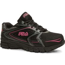 Fila Memory Reckoning 8 Women's Steel Toe Slip-Resistant Work Athletic Shoe