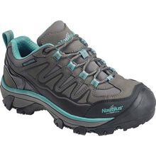 Nautilus Women's Steel Toe Waterproof Work Hiker