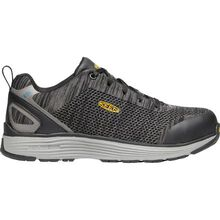 KEEN Utility® Sparta Men's Aluminum Toe Static Dissipative Athletic Work Shoe