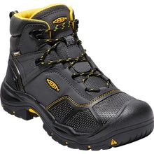 KEEN Utility® Logandale Steel Toe Waterproof Work Boot