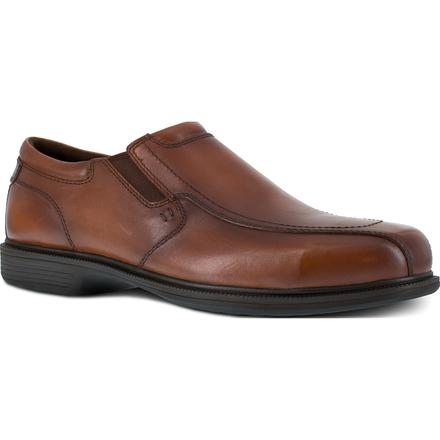 Florsheim Coronis Steel Toe Static-Dissipative Dress Slip-On Work Shoe