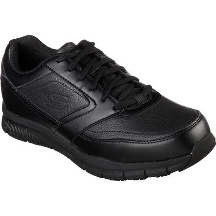 SKECHERS Work Nampa Men's Slip Resistant Electrical Hazard Athletic Work Shoe