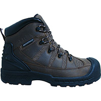 S Fellas by Genuine Grip Trekker Men's 6 inch Composite Toe Puncture Resistant Waterproof Work Hiker, , medium