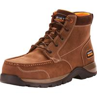 Ariat Edge LTE Men's 6 inch Composite Toe Electrical Hazard Work Chukka Shoe, , medium