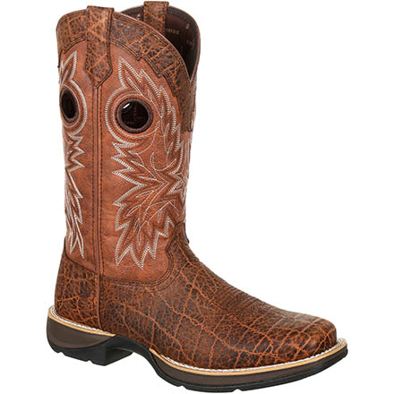 Rebel™ by Durango® Elephant Print Western Boot