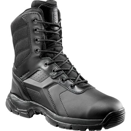 Battle Ops Men's 8 inch Composite Toe Electrical Hazard Waterproof Zipper Tactical Boot