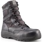 Timberland PRO Valor Unisex Composite Toe Waterproof Side Zip Duty Boot, , medium