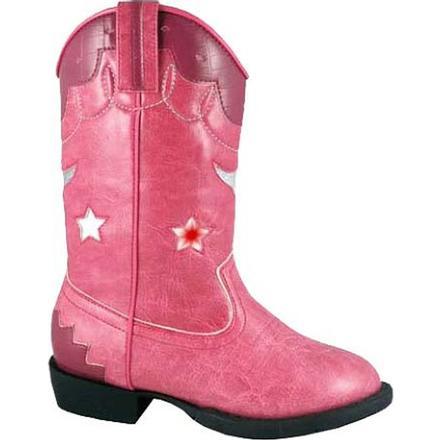 afcb18f0c9 Bota vaquera para niñas Smoky Mountain Girl s Austin Lights