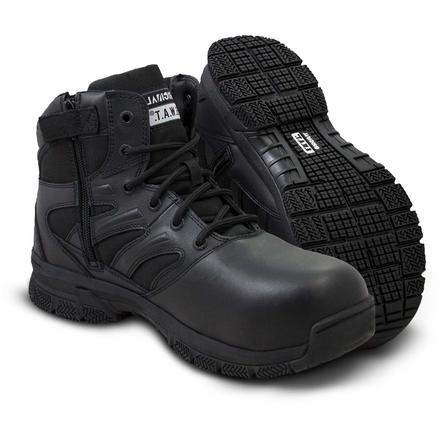 Original S.W.A.T. Force Side-Zip Composite Toe Uniform Boot, , large