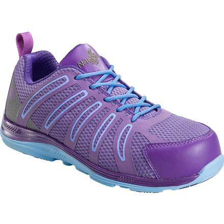 Nautilus Women's Carbon Fiber Toe Slip-Resistant Work Athletic Shoe