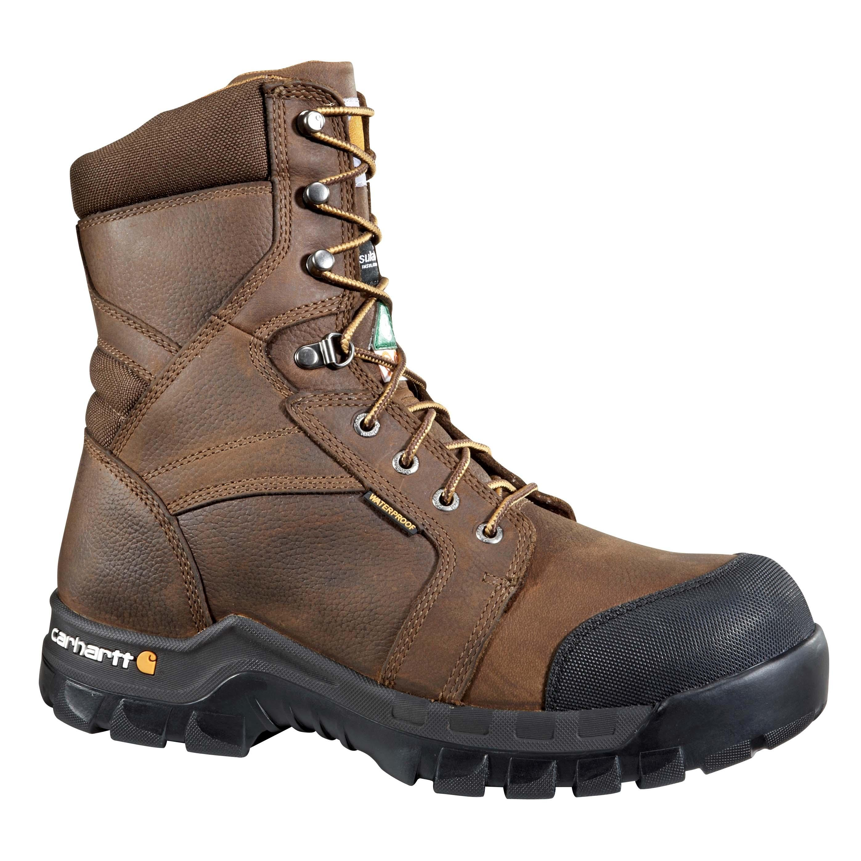 Bota Carhartt Rugged Flex de 8