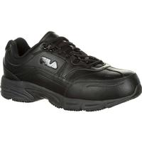 Fila Memory Workshift Composite Toe Slip-Resistant Work Athletic Shoe, , medium