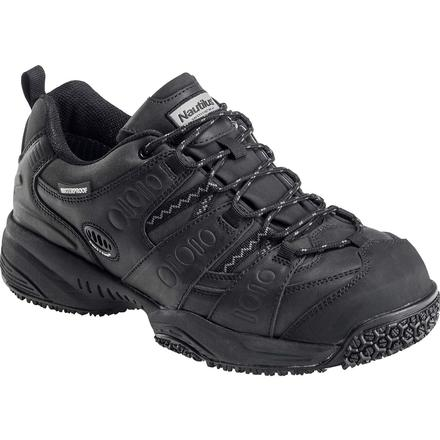 Nautilus Composite Toe Slip-Resistant Waterproof Work Athletic Shoe