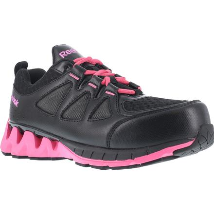 Reebok Zigkick Work Women's Composite Toe Work Athletic Oxford