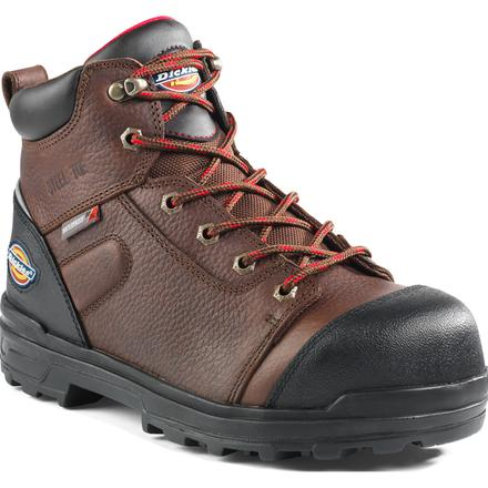 Dickies Tanyard Men's Steel Toe Electrical Hazard Waterproof Leather Work Boot