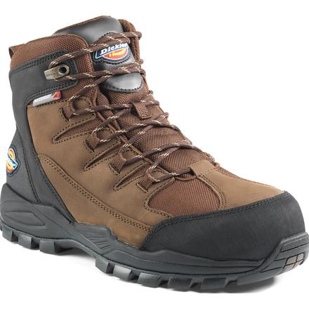 Dickies Copperas Men's Steel Toe Electrical Hazard Waterproof Work Boot
