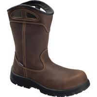 Avenger Framer Men's 11 inch Composite Toe Electrical Hazard Waterproof Work Wellington, , medium