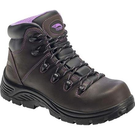 Avenger Women's Composite Toe Puncture-Resistant Waterproof Work Hiker