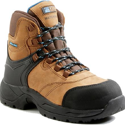 Kodiak Journey Women's Composite Toe Waterproof Work Hiker