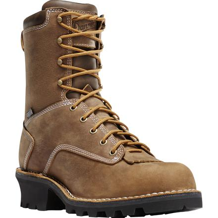 Danner Logger Men's 8 inch Composite Toe Electrical Hazard 400G Insulated Waterproof Work Boot
