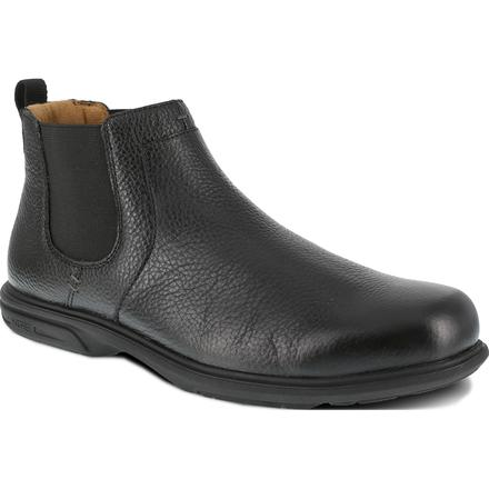 Florsheim Work Loedin Men's Steel Toe Static-Dissipative Black Romeo Work Boot