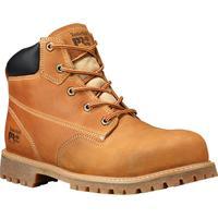 eeff47f6b42 Timberland PRO Gritstone Men s 6 inch Steel Toe Electrical Hazard Leather  Work Boot