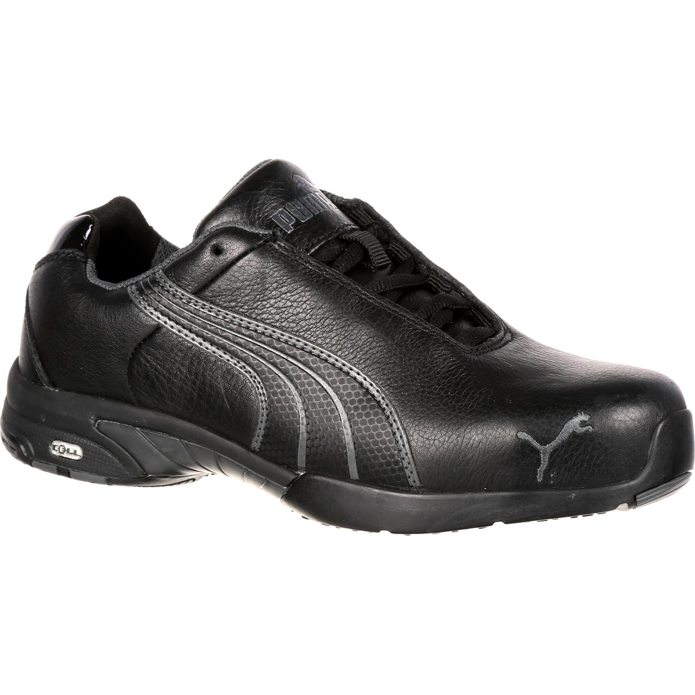 Calzado de trabajo deportivo locut con punta de acero para - Calzado de trabajo ...