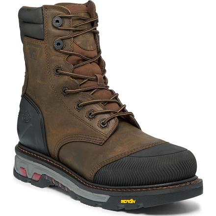 Justin Original Workboots Warhawk Composite Toe Puncture-Resistant Waterproof Work Boot