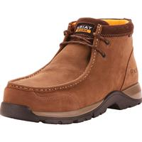 Ariat Edge LTE Men's 4.5 inch Composite Moc Toe Electrical Hazard Work Shoe, , medium
