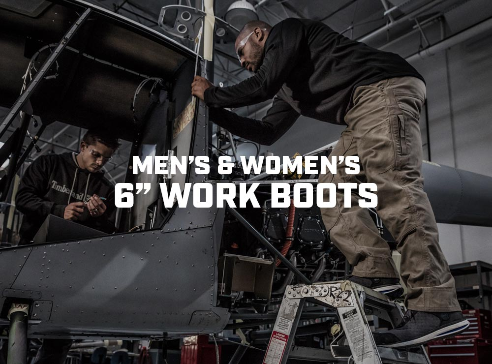All 6 Inch Boots